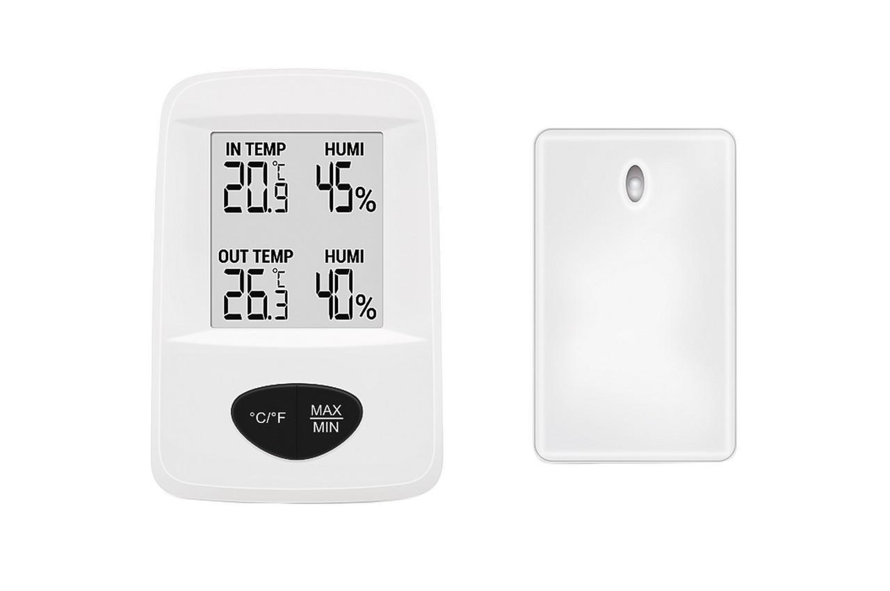 Термогигрометр цифровой Стеклоприбор - (-30/+60°C) Т-20