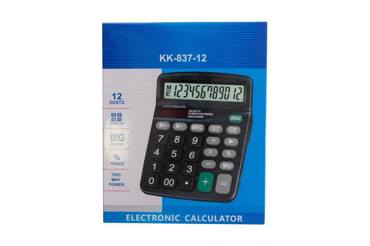 Калькулятор Keenly - KK-837-12