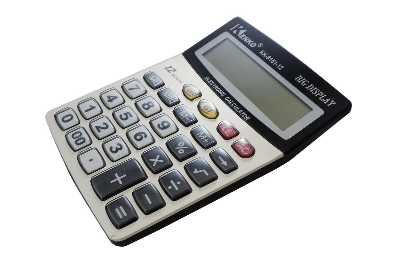 Калькулятор Kenko - KK-8151-12