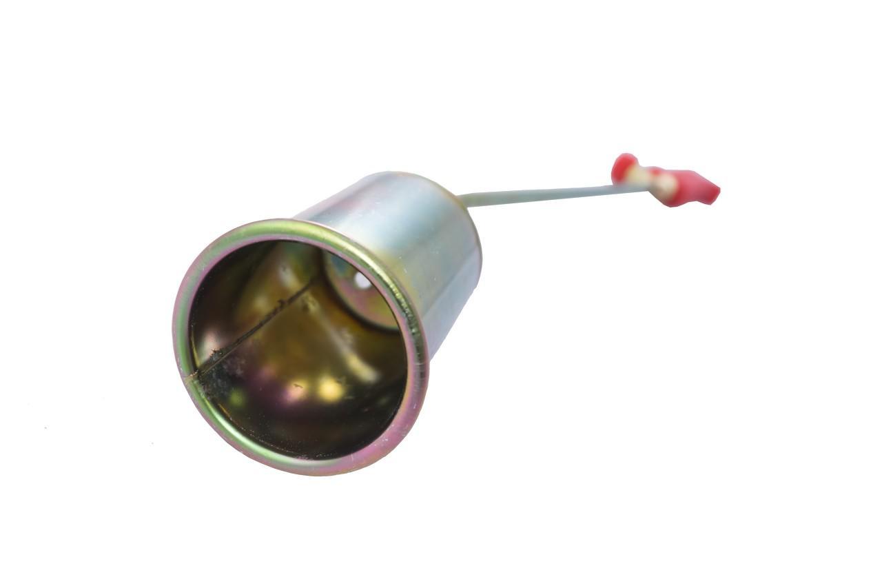 Горелка газовая Intertool - 60 x 715 мм с клапаном