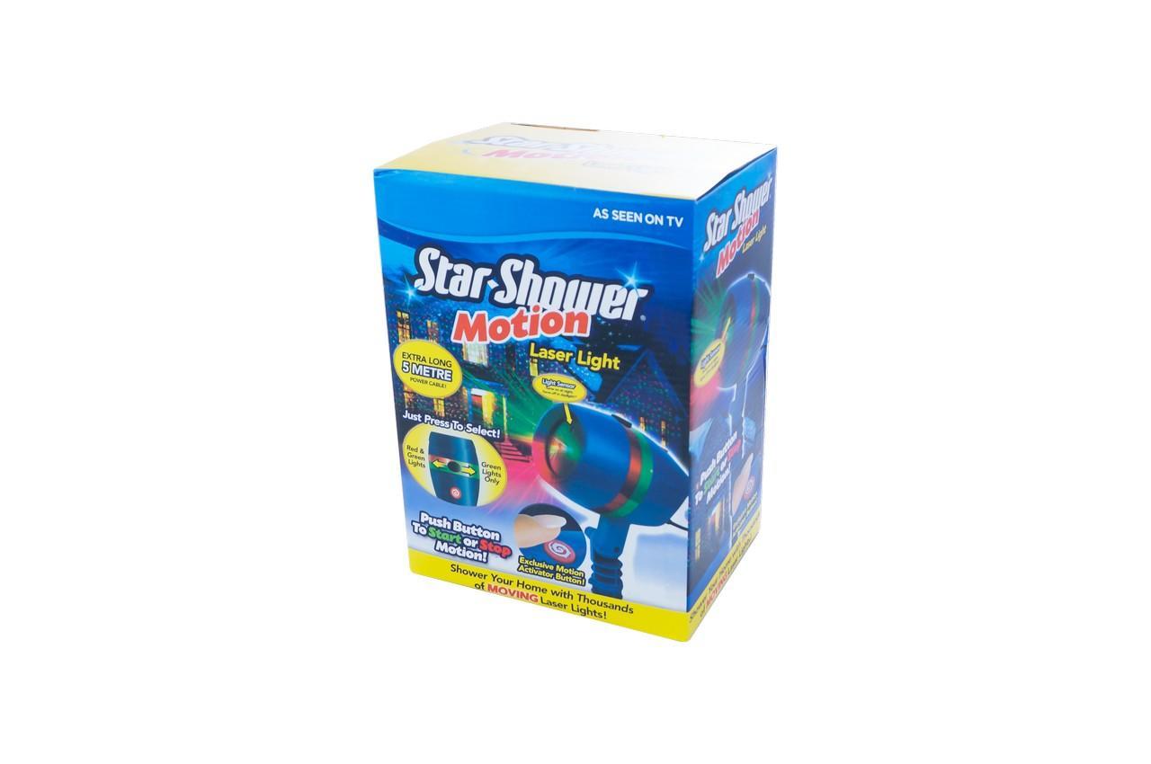 Лазерный проектор Star Shover - Motion