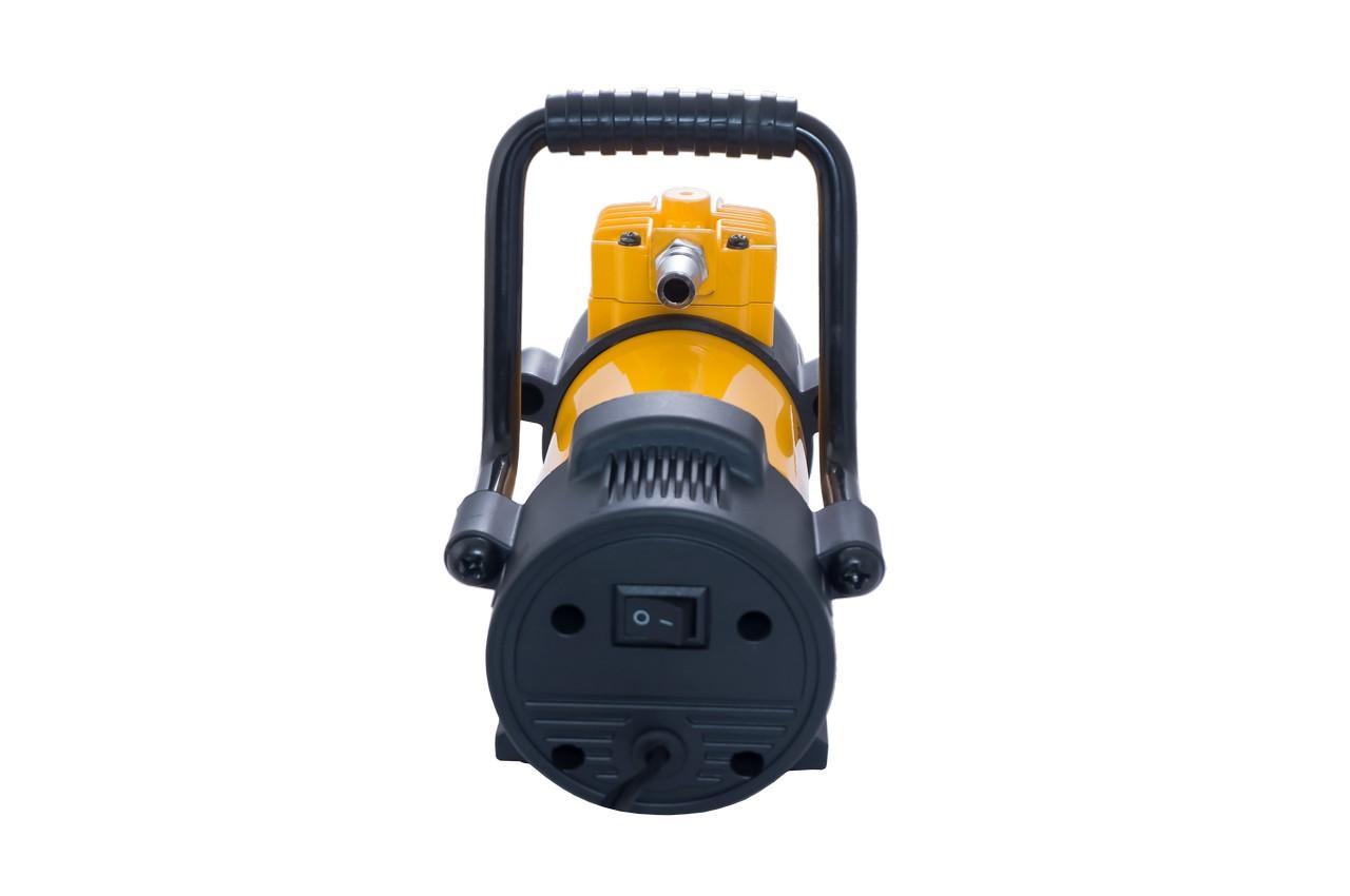 Миникомпрессор автомобильный Сила - 10 атм x 40 л/мин однопоршневой