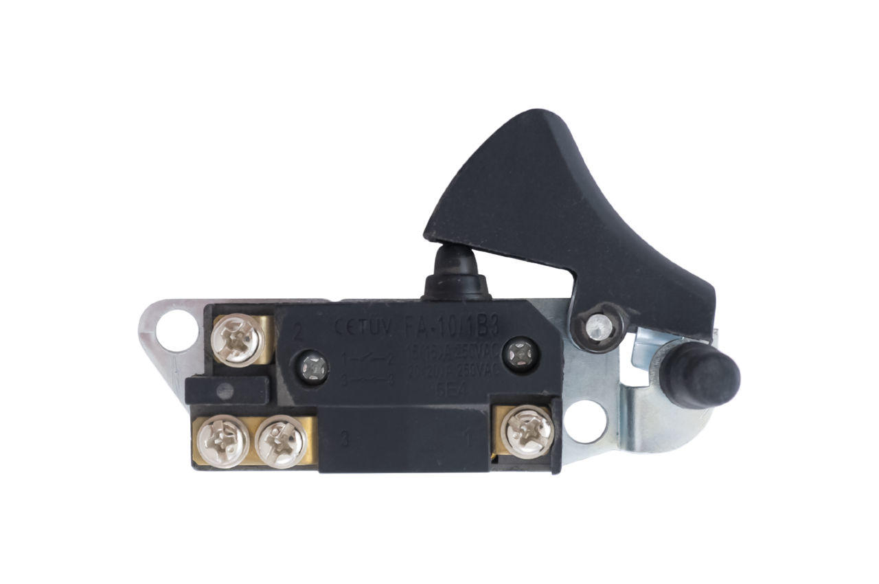 Кнопка отбойного молотка Асеса - 15A (20A)