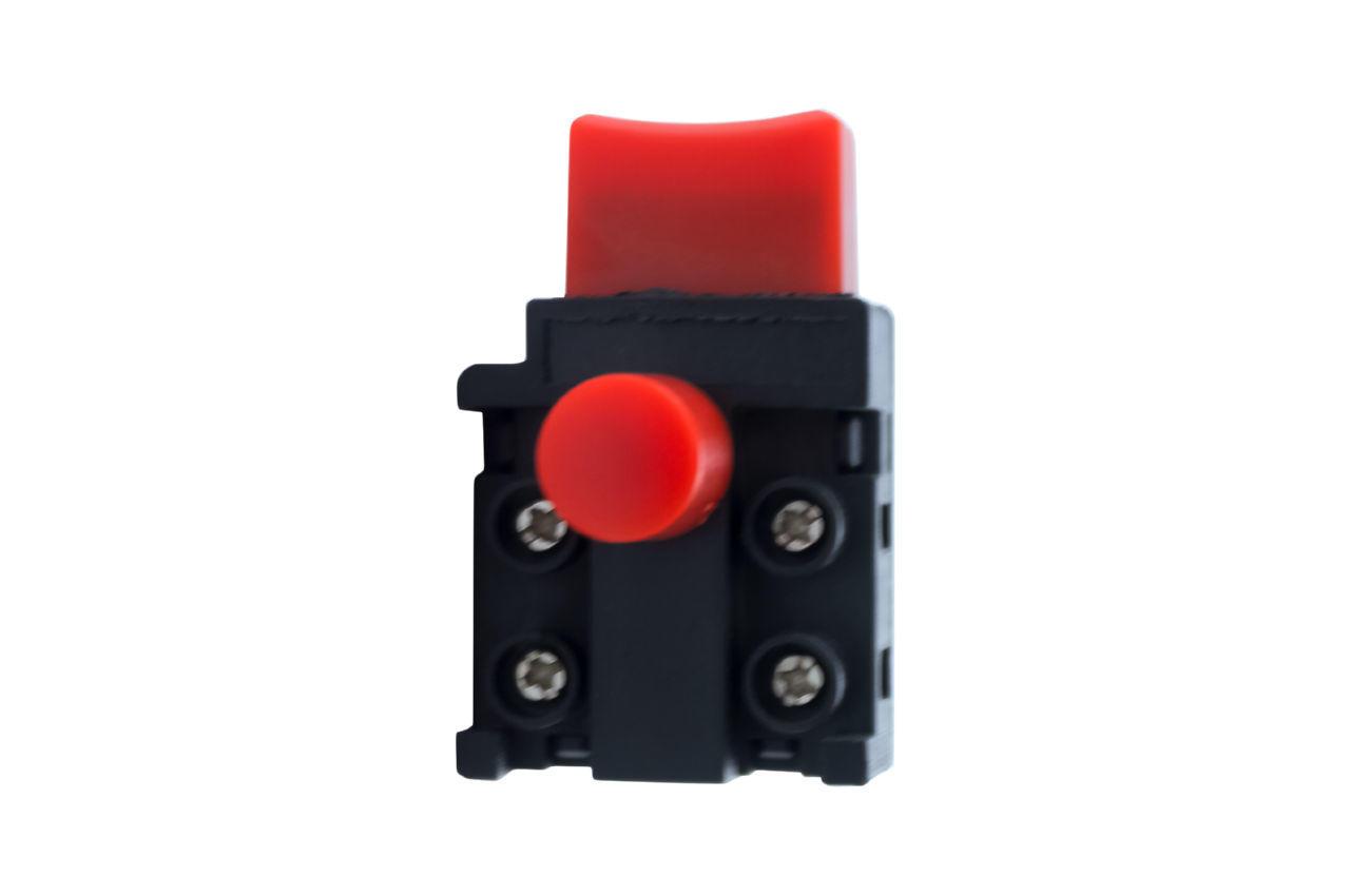 Кнопка пилы дисковой Асеса - Rebir (с фиксатором)