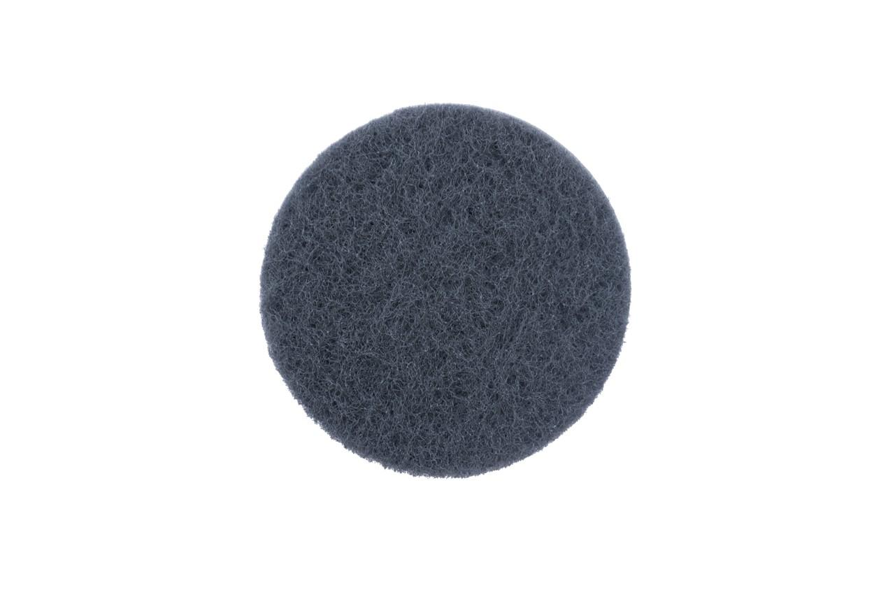 Скотч-брайт на липучке Pilim - 125 мм x P600 серый