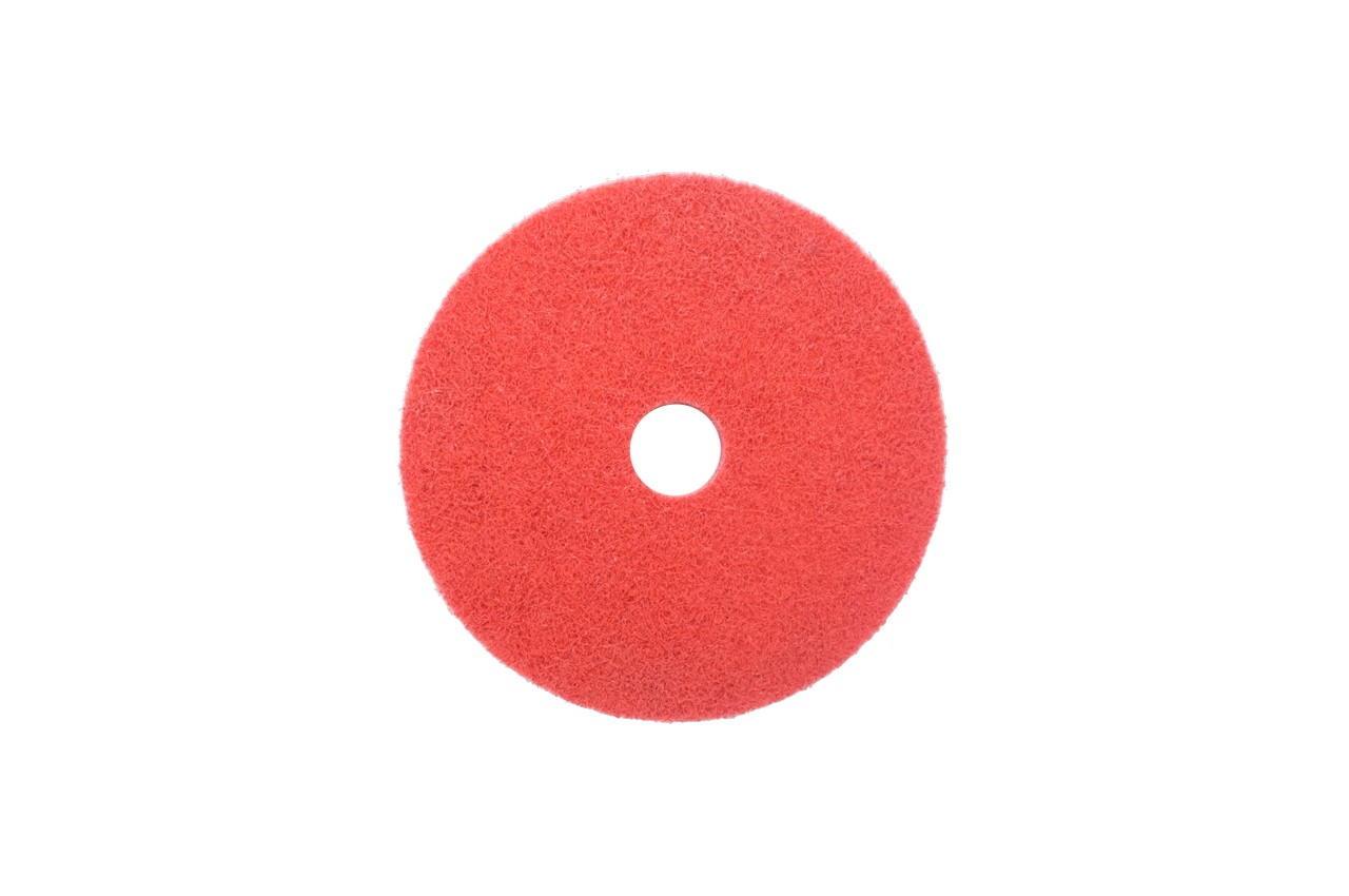 Вспененный абразив на станок Pilim - 125 x 12 x 22 мм x P120 красный