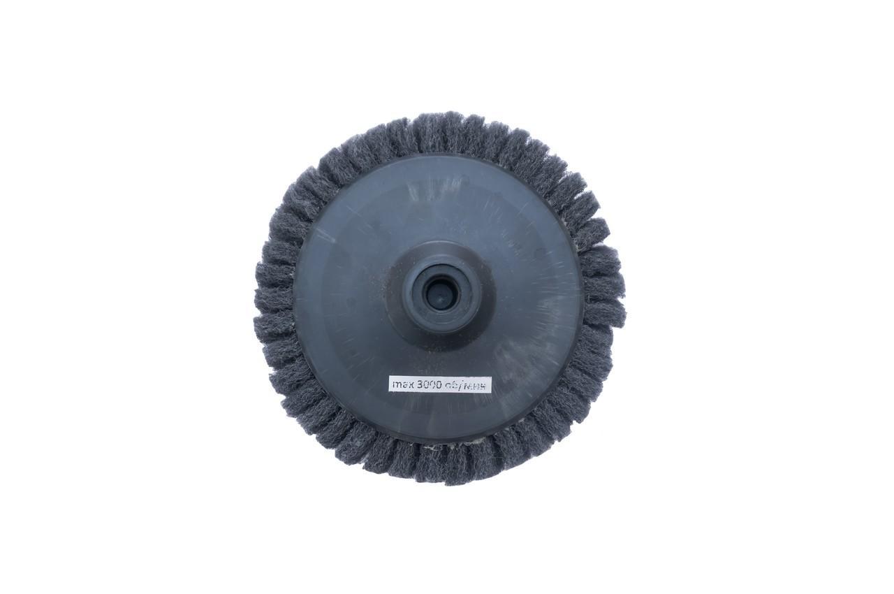 Скотч-брайт на платформе Pilim - 125 x 30 мм x P600 серый