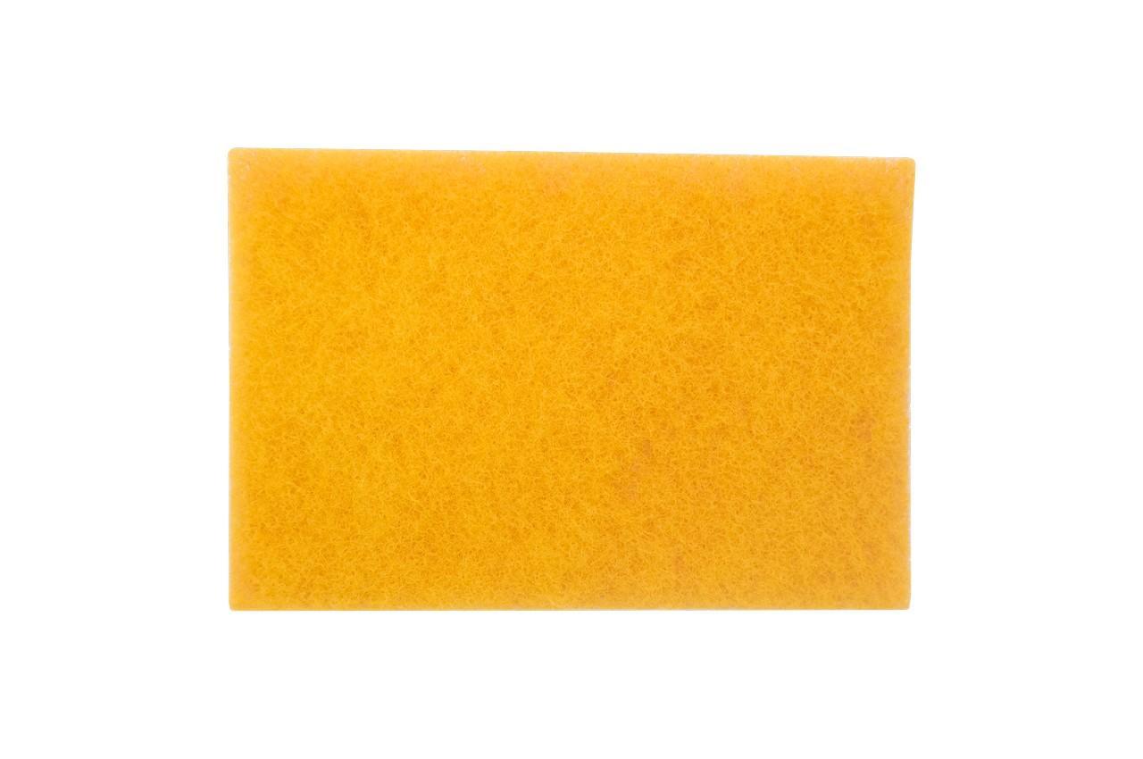 Скотч-брайт полотно Pilim - 160 x 230 мм x P1000 желтый