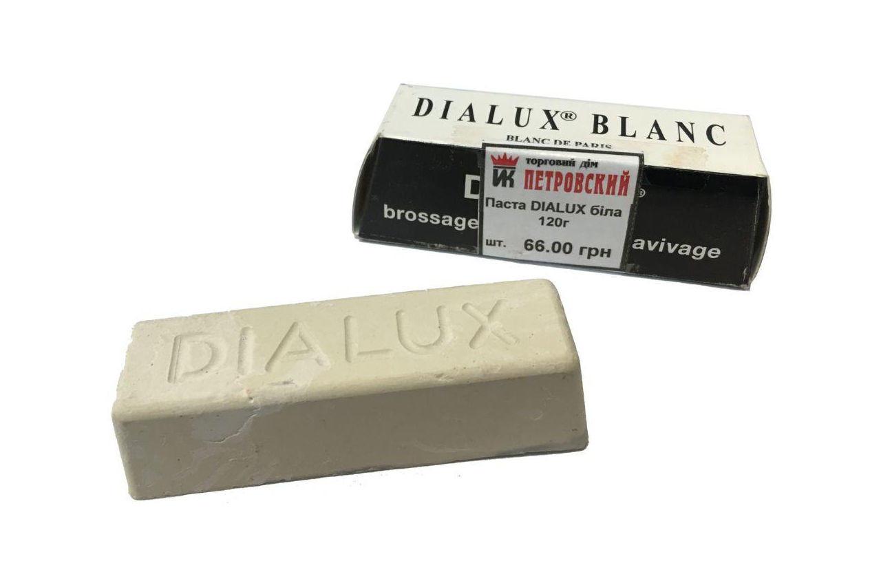 Паста полировальная Dialux - 120г белая