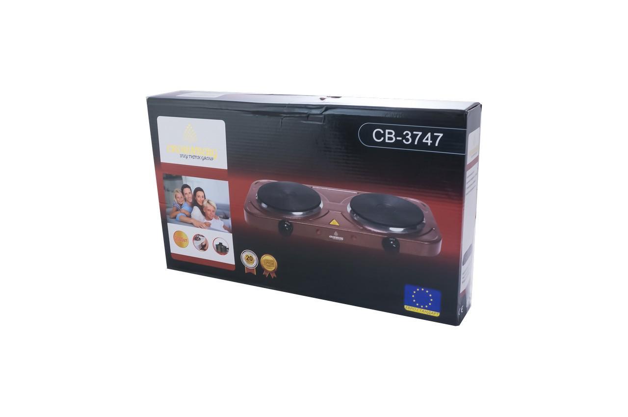 Электроплита Crownberg - CB-3747