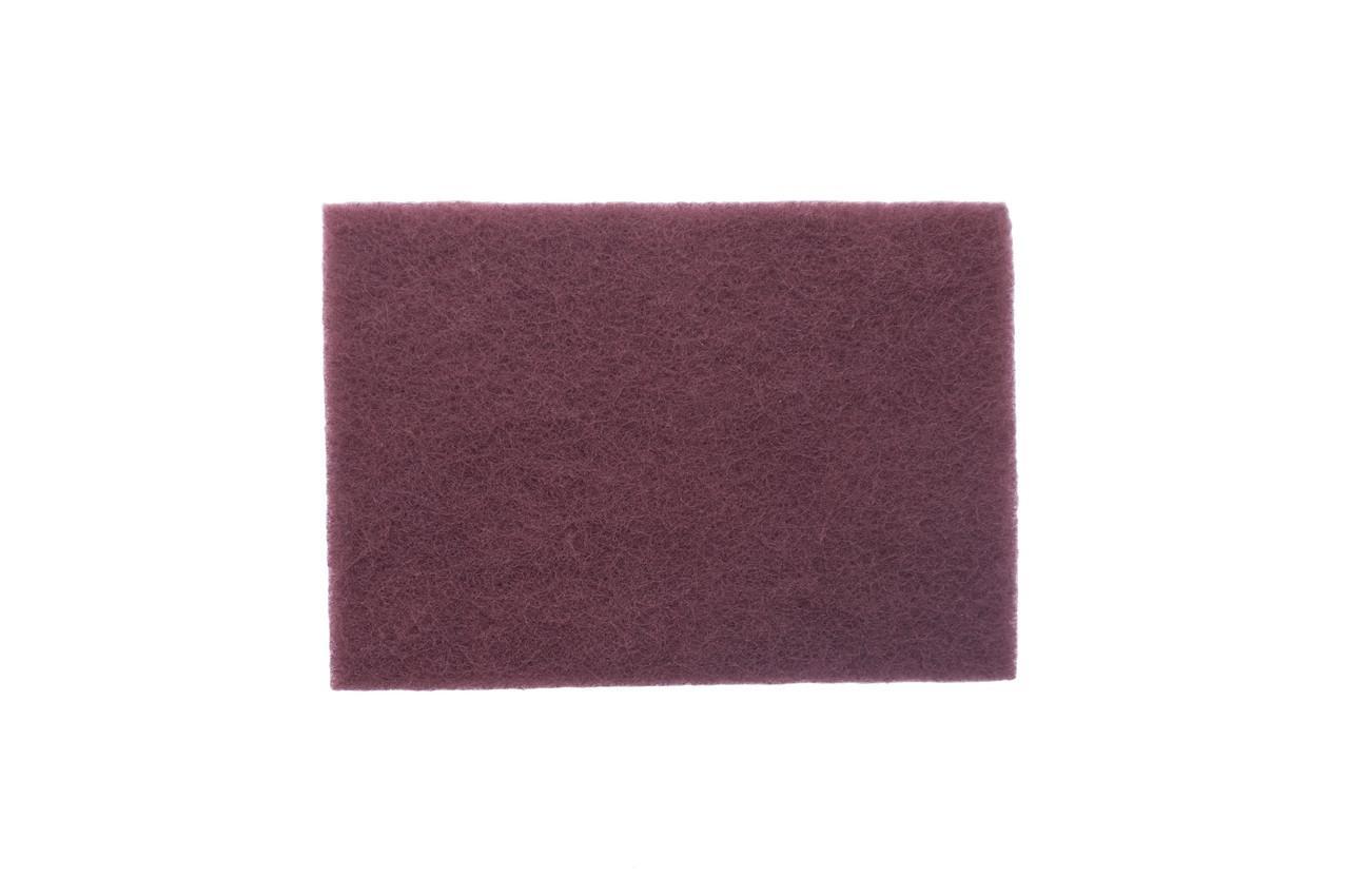 Скотч-брайт полотно Pilim - 160 x 230 мм x P320 красный