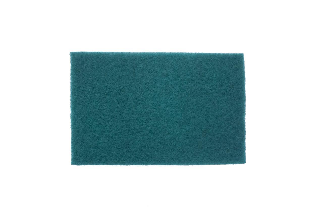 Скотч-брайт полотно Pilim - 160 x 230 мм x P240 зеленый