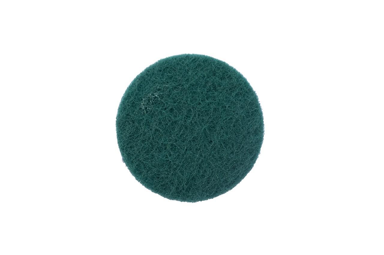 Скотч-брайт на липучке Pilim - 125 мм x P240 зеленый