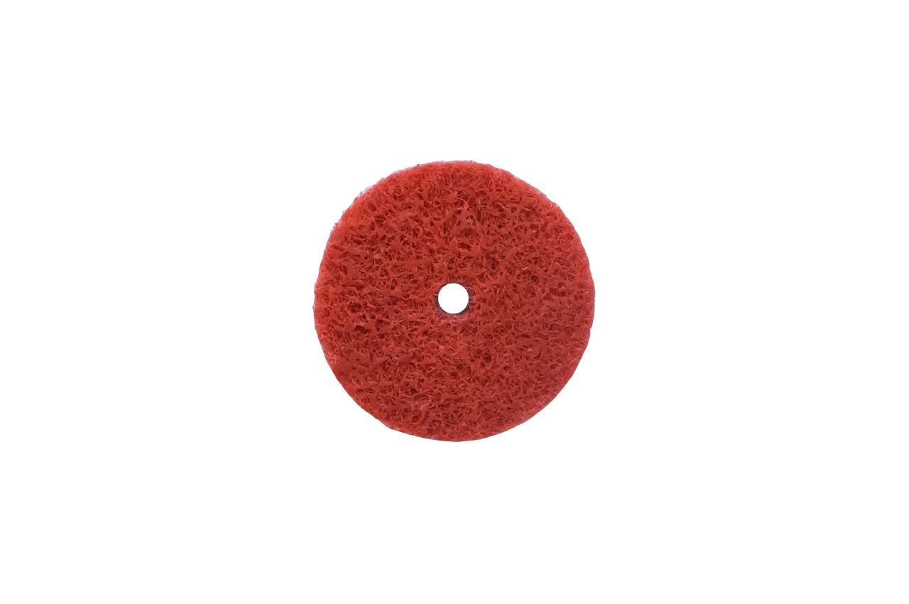 Вспененный абразив на станок Pilim - 40 x 4 мм x P120 красный
