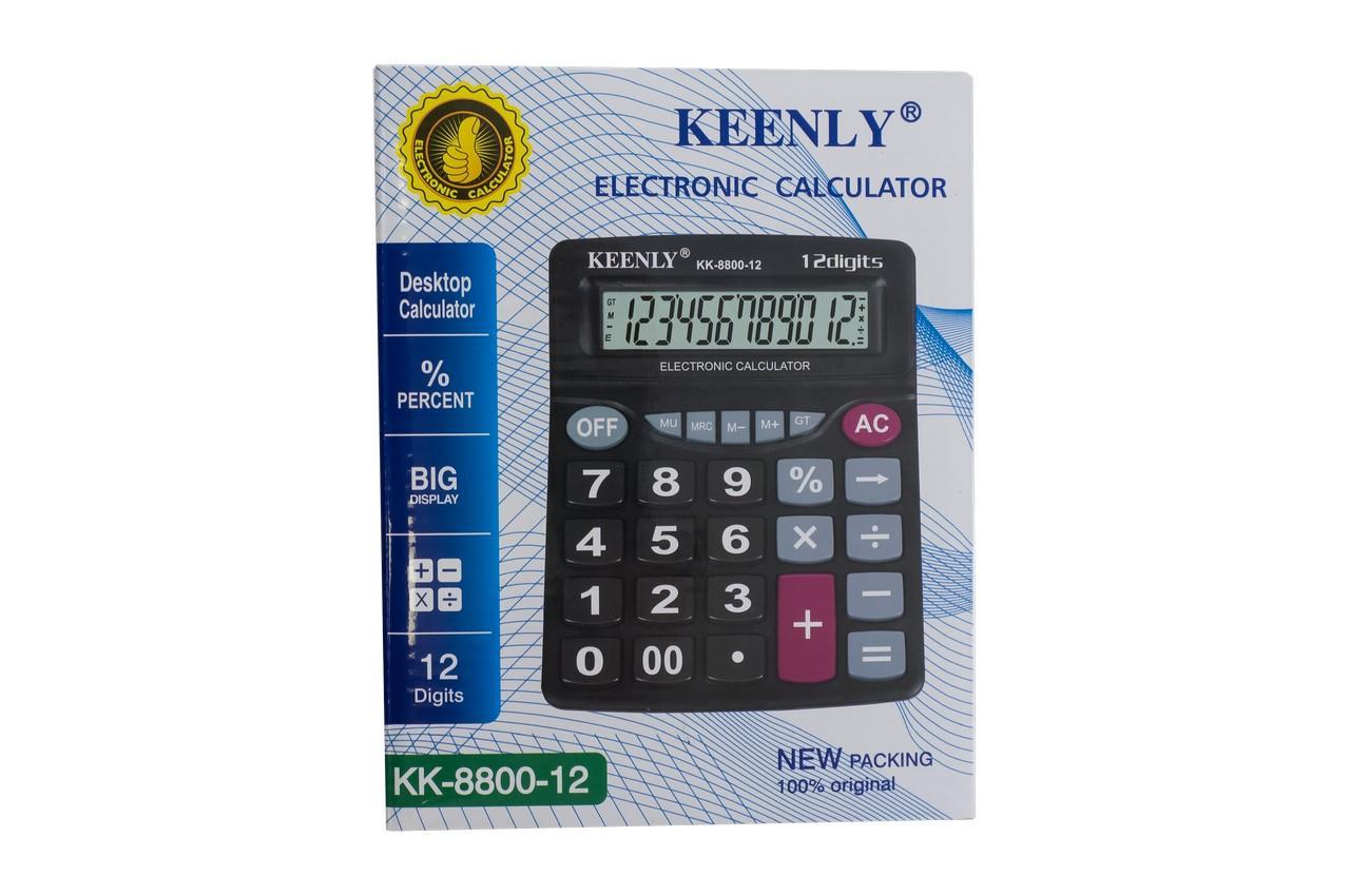 Калькулятор Keenly - KK-8800-12