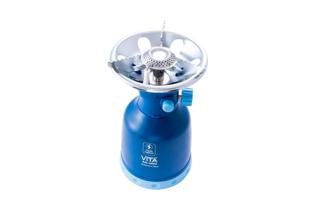 Примус газовый c пьезоподжигом Vita - даринка