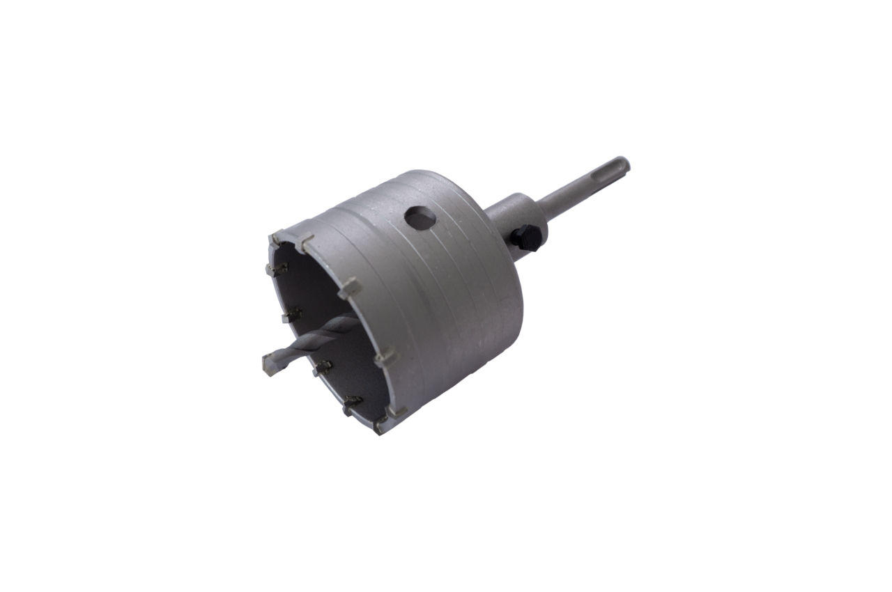 Сверло корончатое по бетону SDS+ Асеса - 80 мм 1 шт.