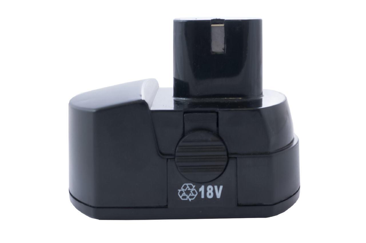 Аккумулятор для шуруповерта Асеса - 18В x 3 контакта Ni-Cd каблук