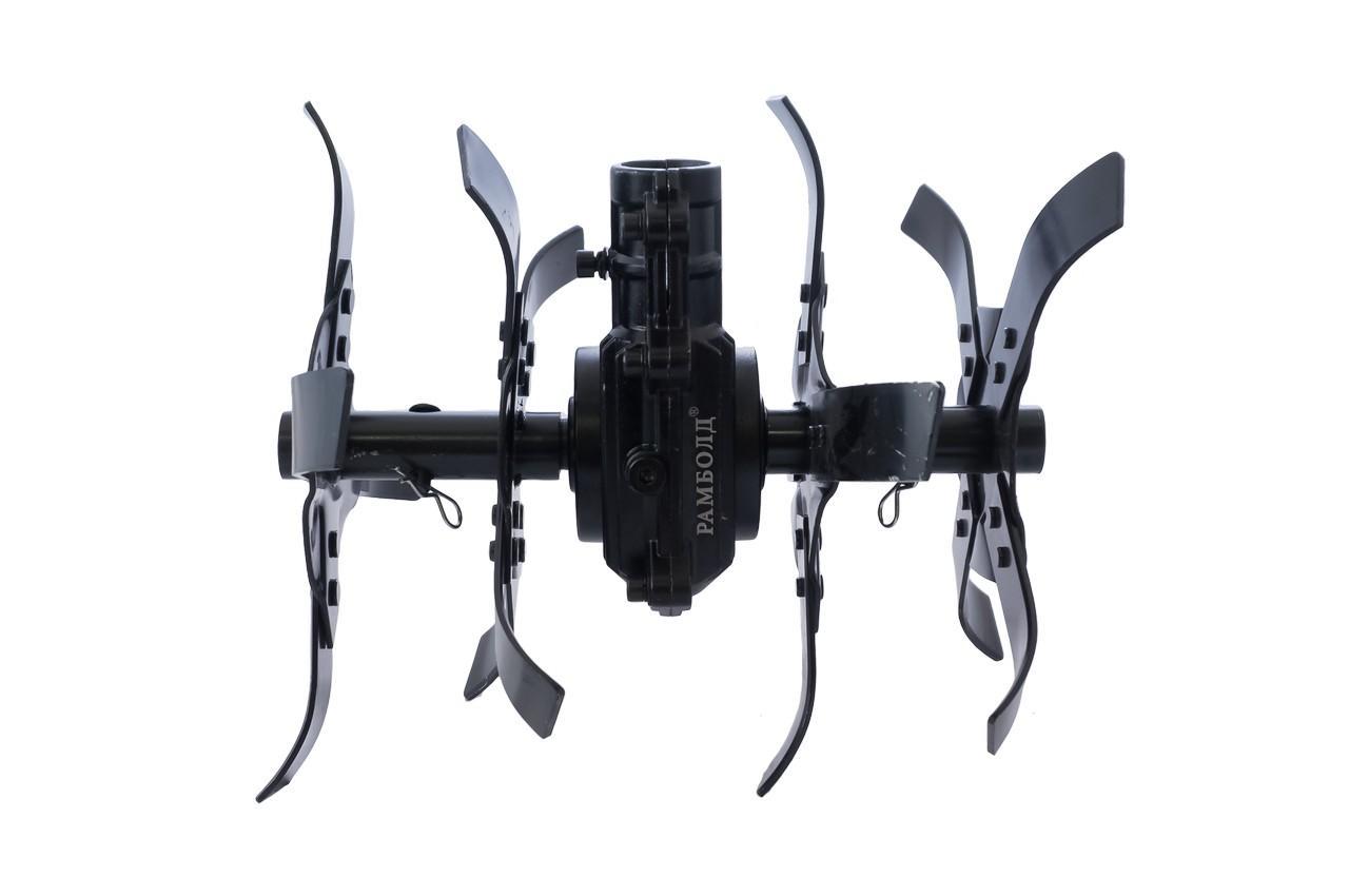Насадка культиватор Асеса - 28-9T колесо м