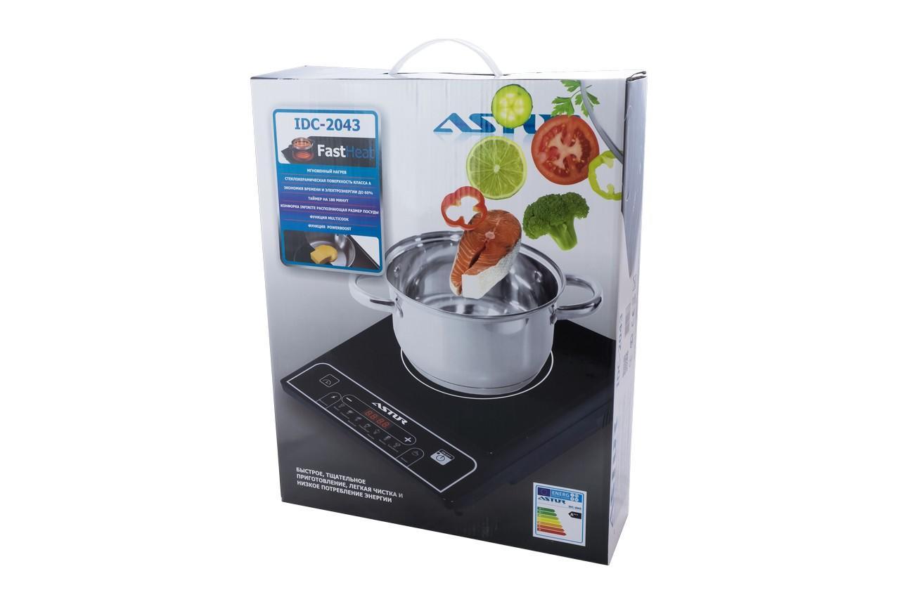 Индукционная плита Astor - IDC-2043