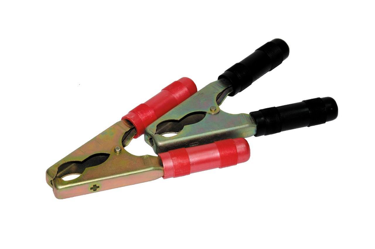 Зажимы для клемм аккумулятора Mastertool - 140 мм