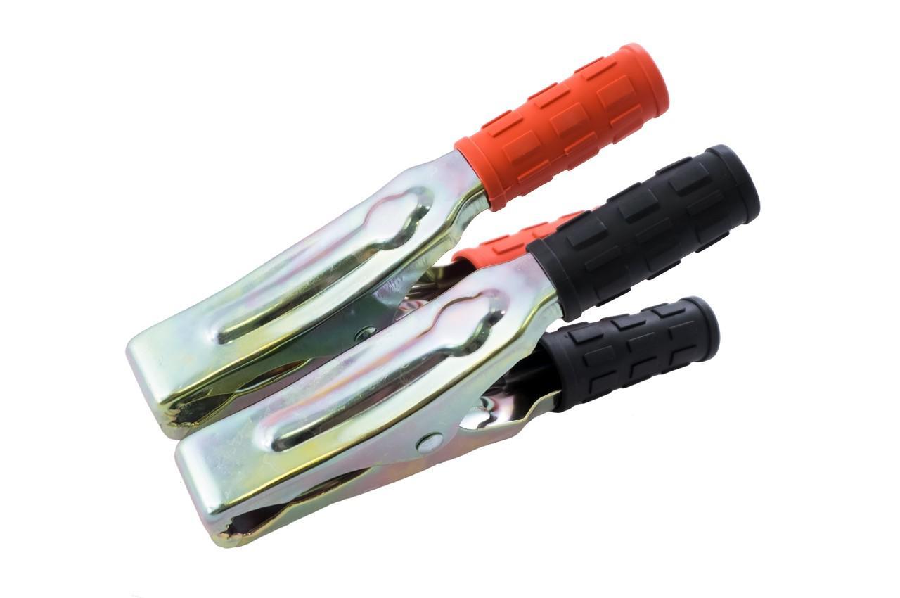 Зажимы для клемм аккумулятора Mastertool - 215 мм