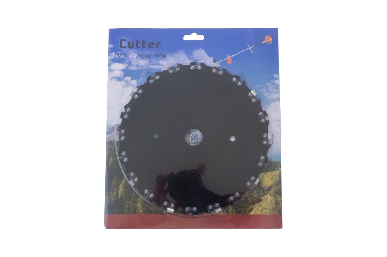 Диск для триммера Асеса - 230 мм цепь