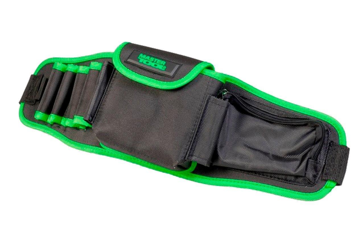 Сумка-пояс для инструмента Mastertool - 9 карманов