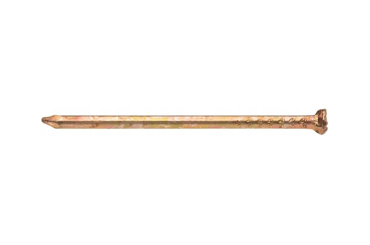 Гвоздь Укрметиз - 1,2 x 25 мм желтый (200 г)