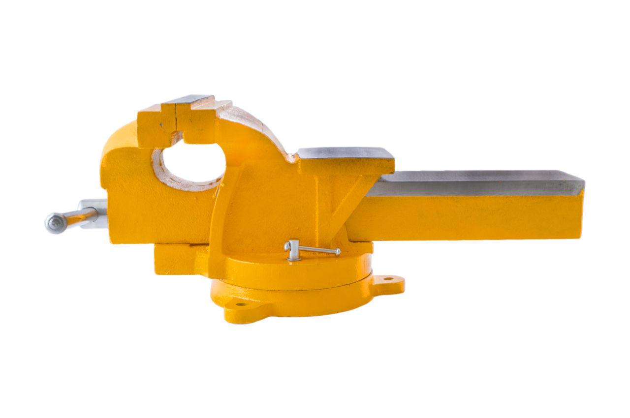 Тиски поворотные Mastertool - 200 мм 1 шт.