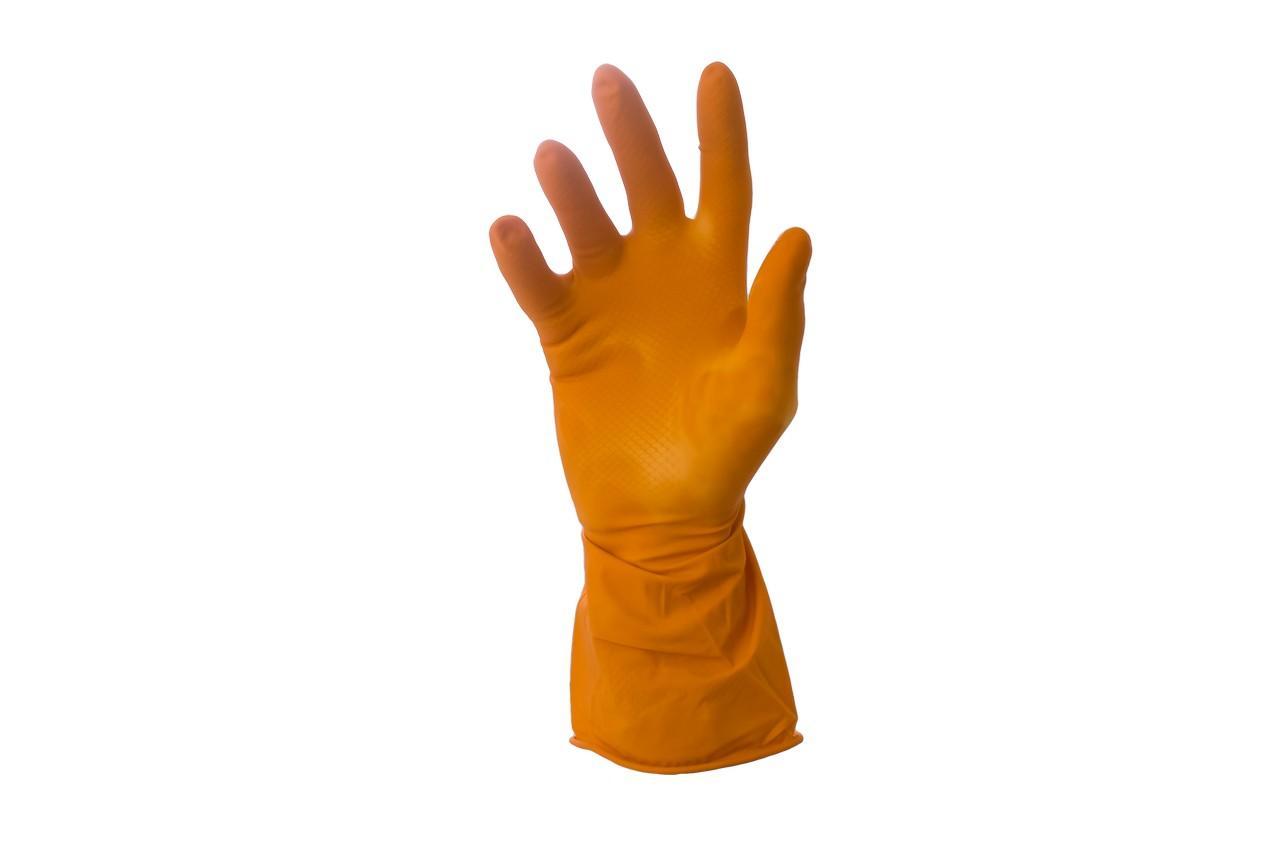 Перчатки Алиско - резиновые S 12 шт.