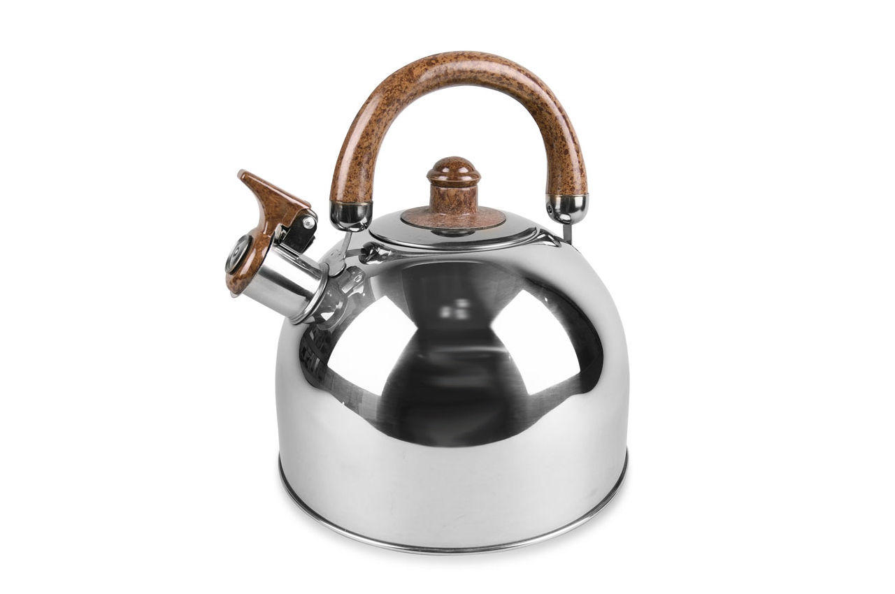 Чайник нержавеющий Basic - 3,5 л