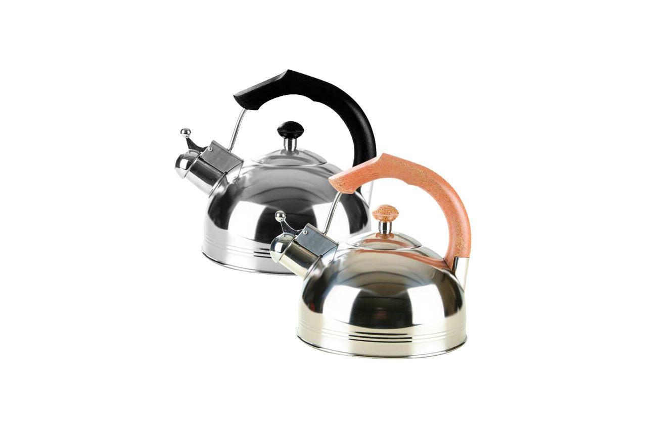 Чайник нержавеющий Basic - 3 л