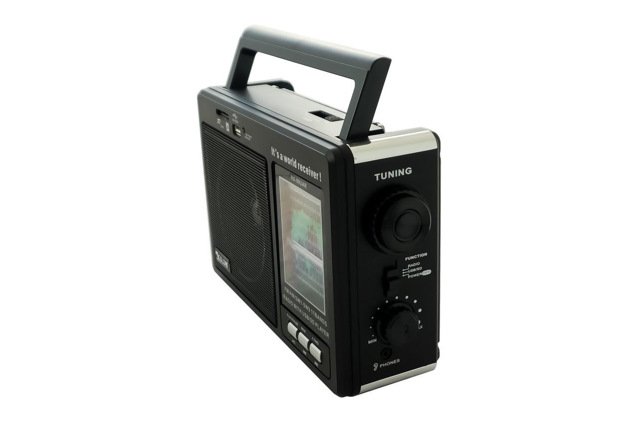 Радиоприемник Golon - RX-99 UAR