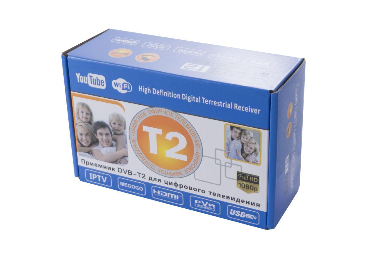 Тюнер цифровой PRC - DV3 811