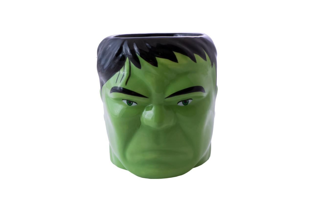 Чашка керамическая Elite - 400 мл Hulk