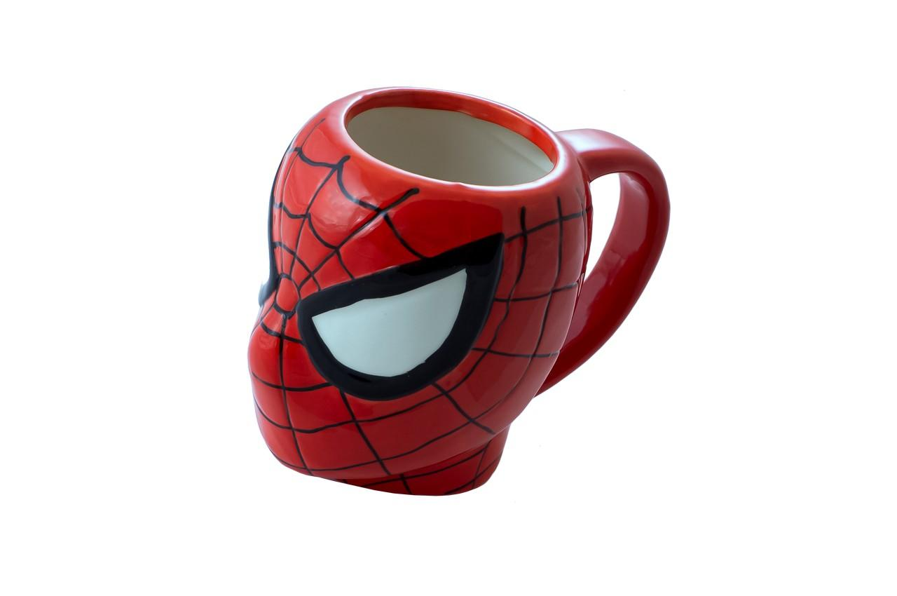 Чашка керамическая Elite - 400 мл Spider-Man