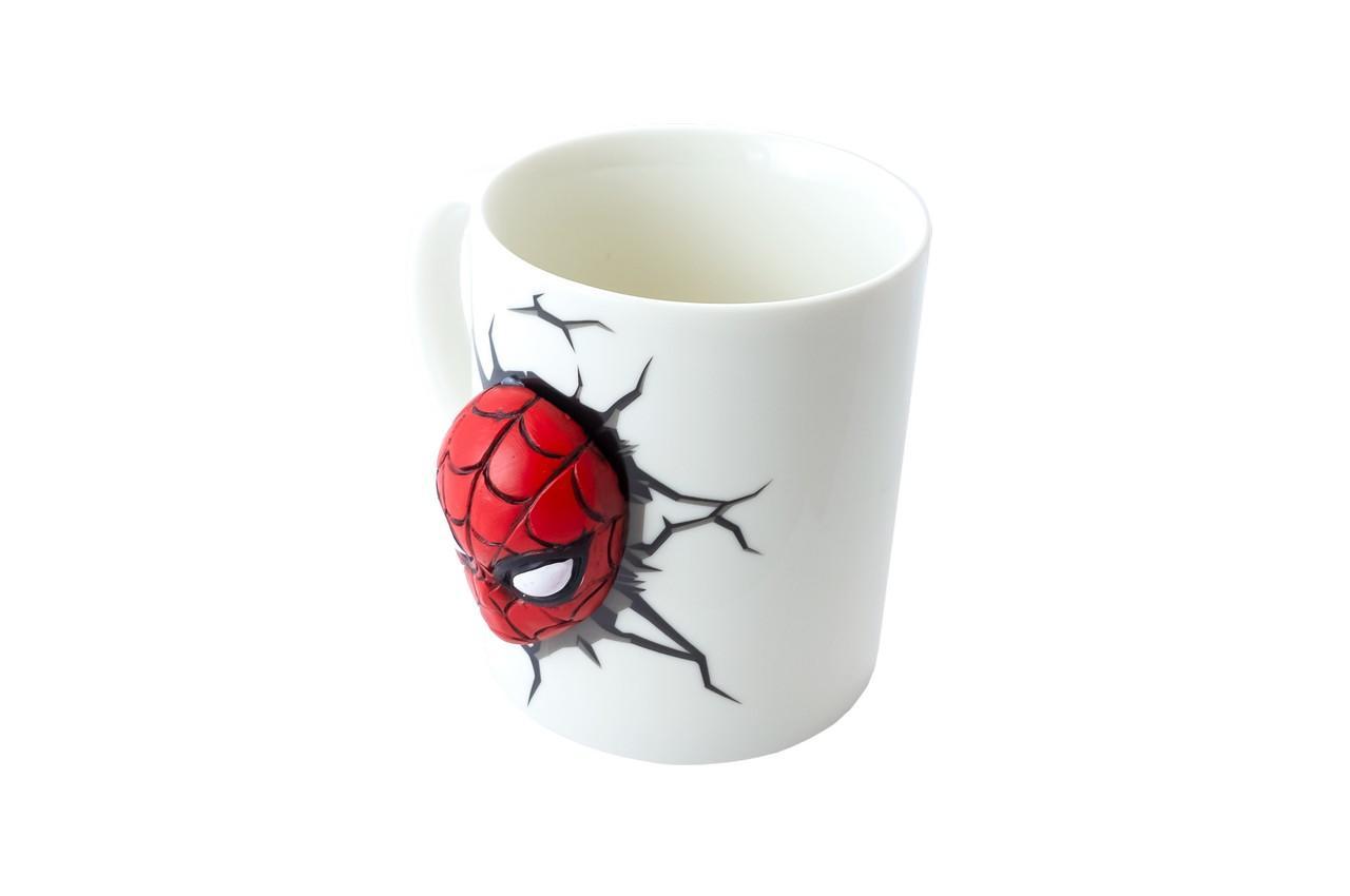 Чашка керамическая Elite - 300 мл Spider-Man 3D