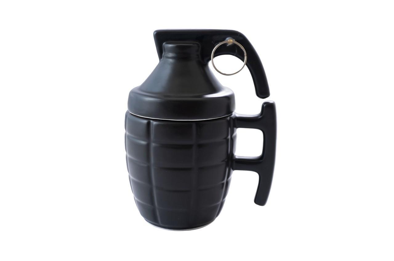 Чашка керамическая Elite - 280 мл лимонка