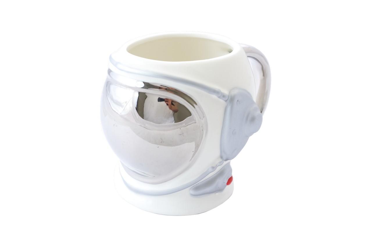 Чашка керамическая Elite - 550 мл Elon Musk белый