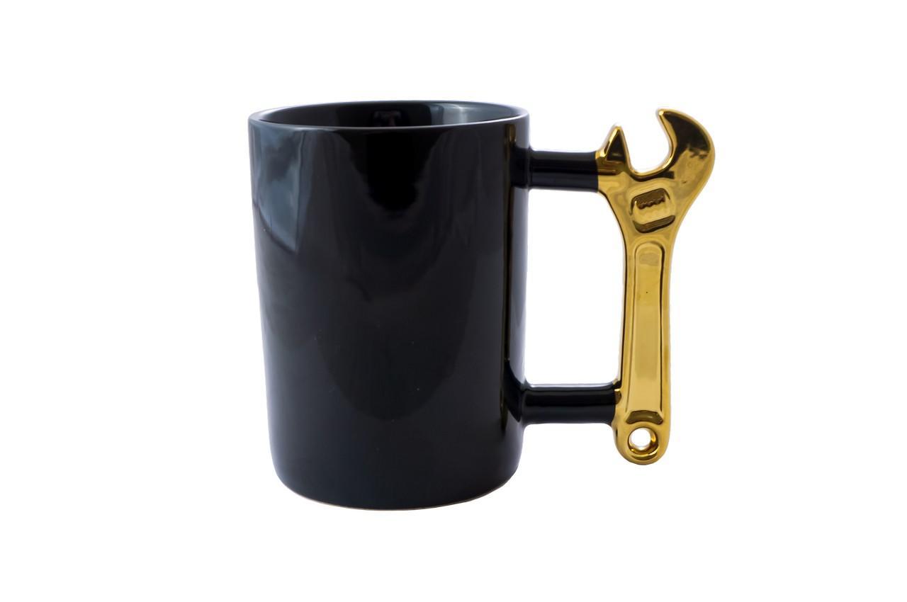 Чашка керамическая Elite - 400 мл ключ