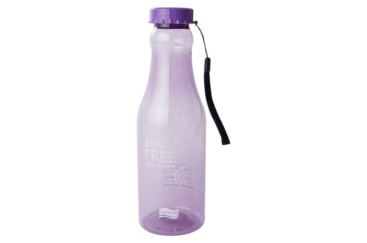 Бутылка для воды Elite - 650 мл Bra Free