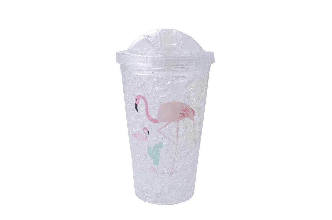 Стакан для воды Elite - 450 мл I Am Flamingo