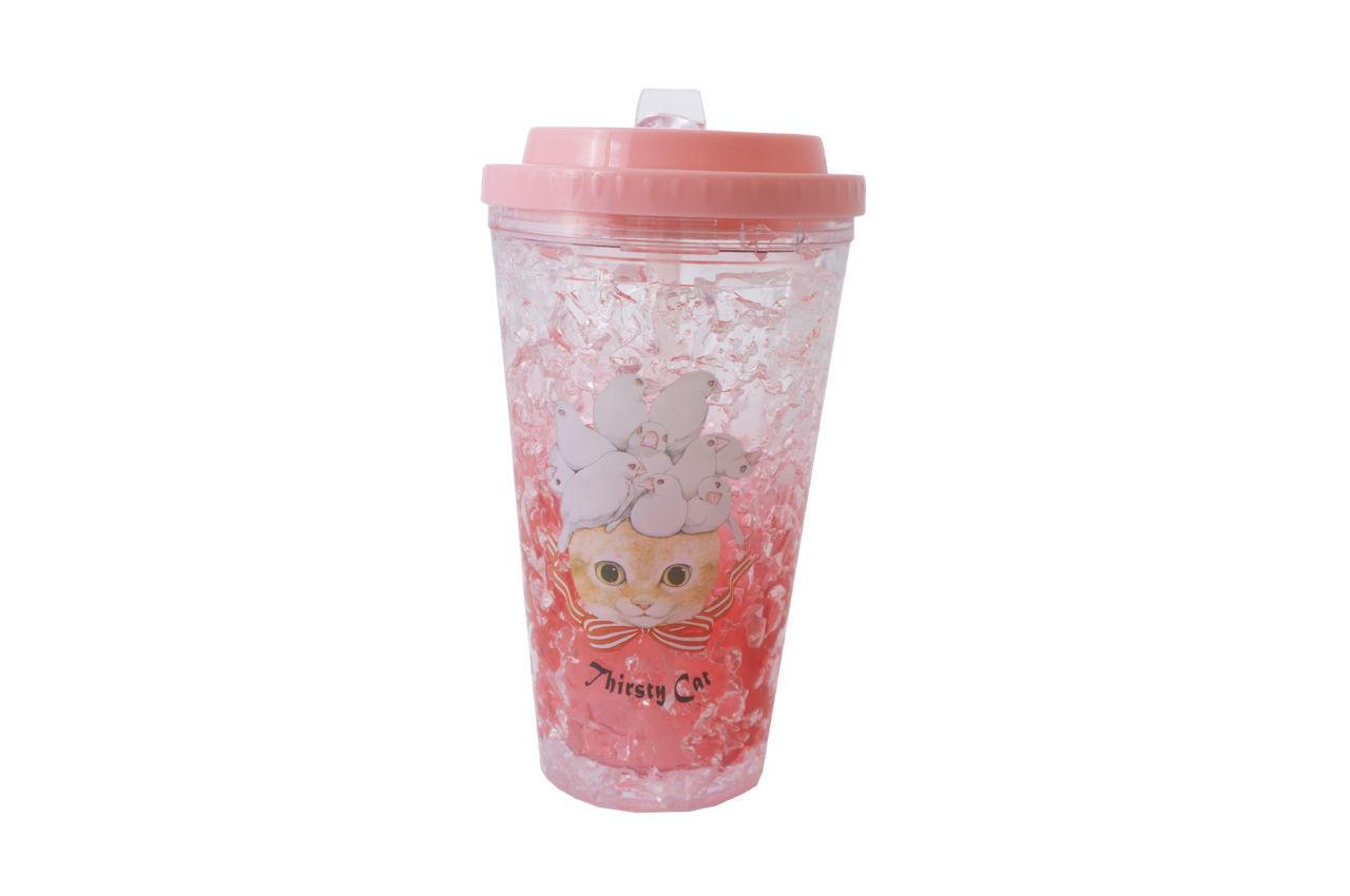 Стакан для воды Elite - 450 мл Thirsty Cat