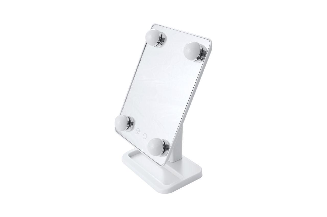 Зеркало с подсветкой Elite - 185 x 117 мм x 4 LED