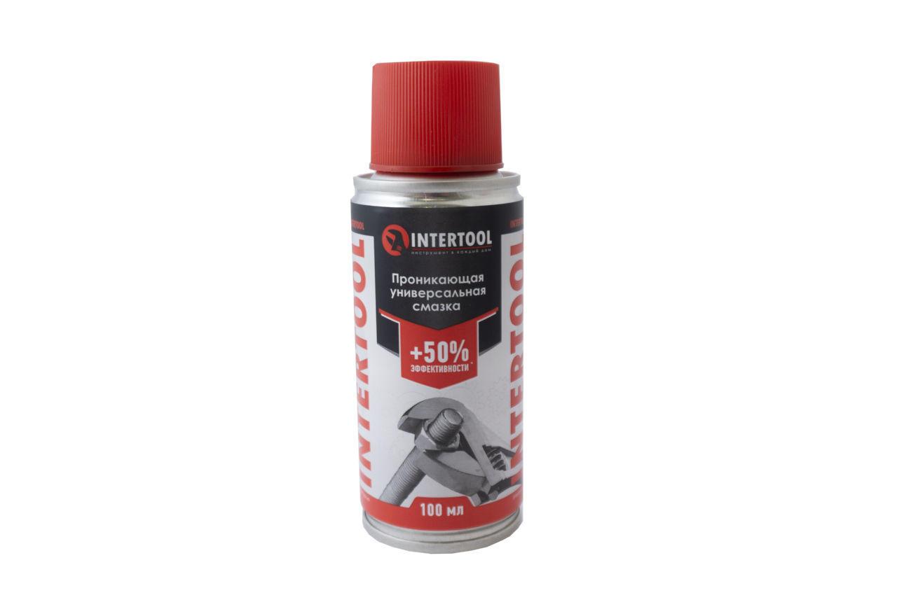 Смазка проникающая Intertool - 100 мл FS-4010