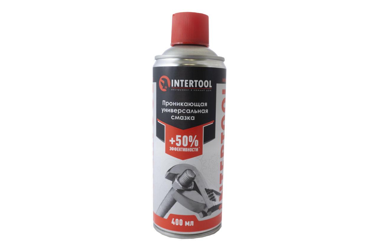 Смазка проникающая Intertool - 400 мл FS-4040