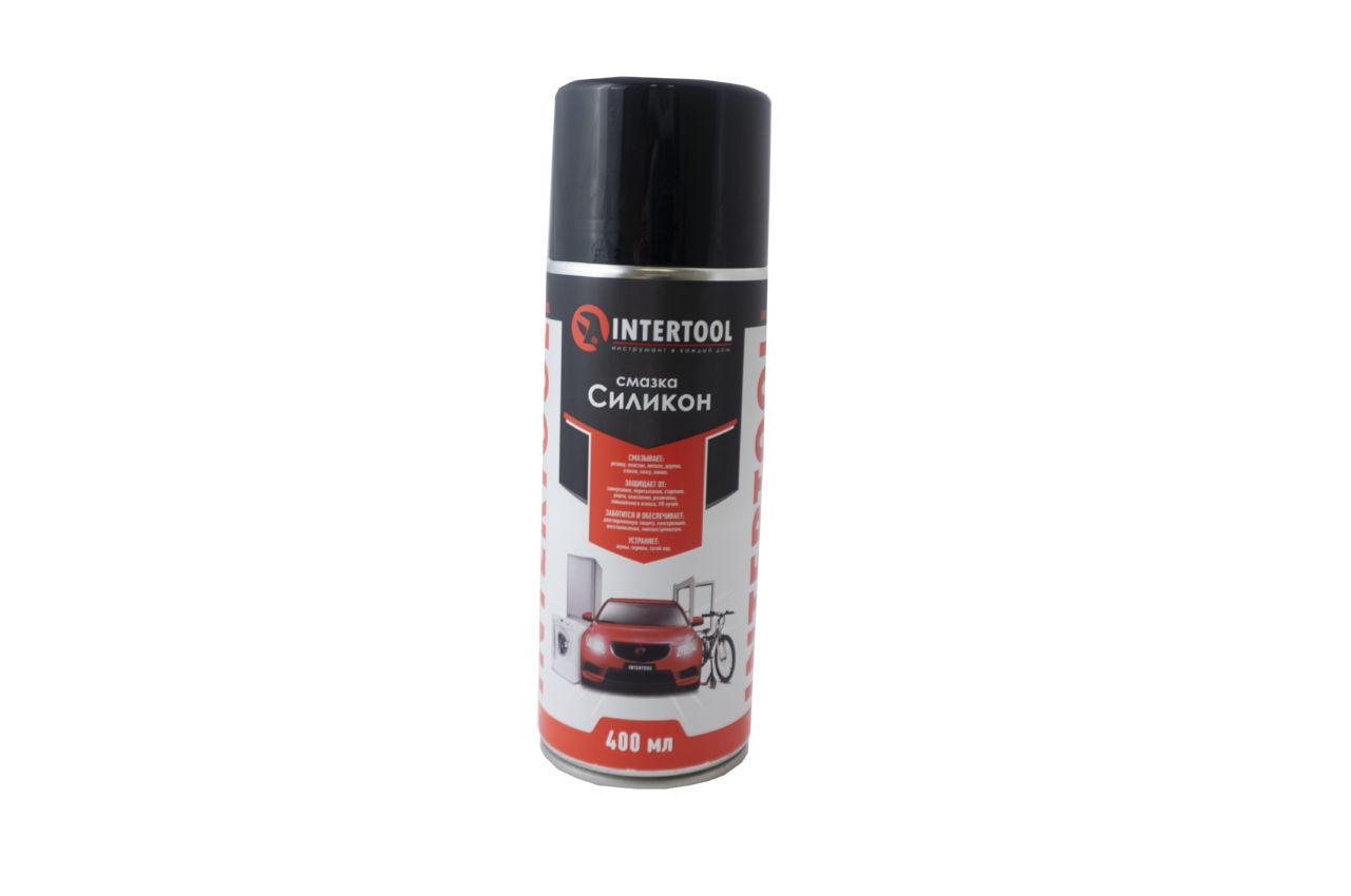 Смазка силиконовая Intertool - 400 мл FS-6040