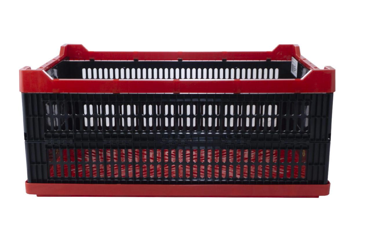 Ящик пластиковый Intertool - 600 x 400 x 260 мм x 30 кг