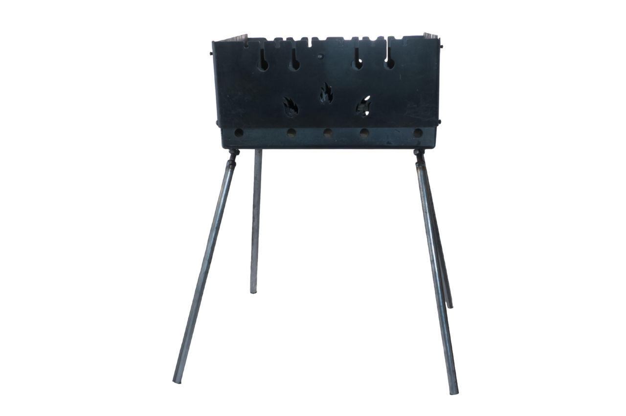 Мангал-чемодан DV - 2 мм x 6 шп. MAX Х15